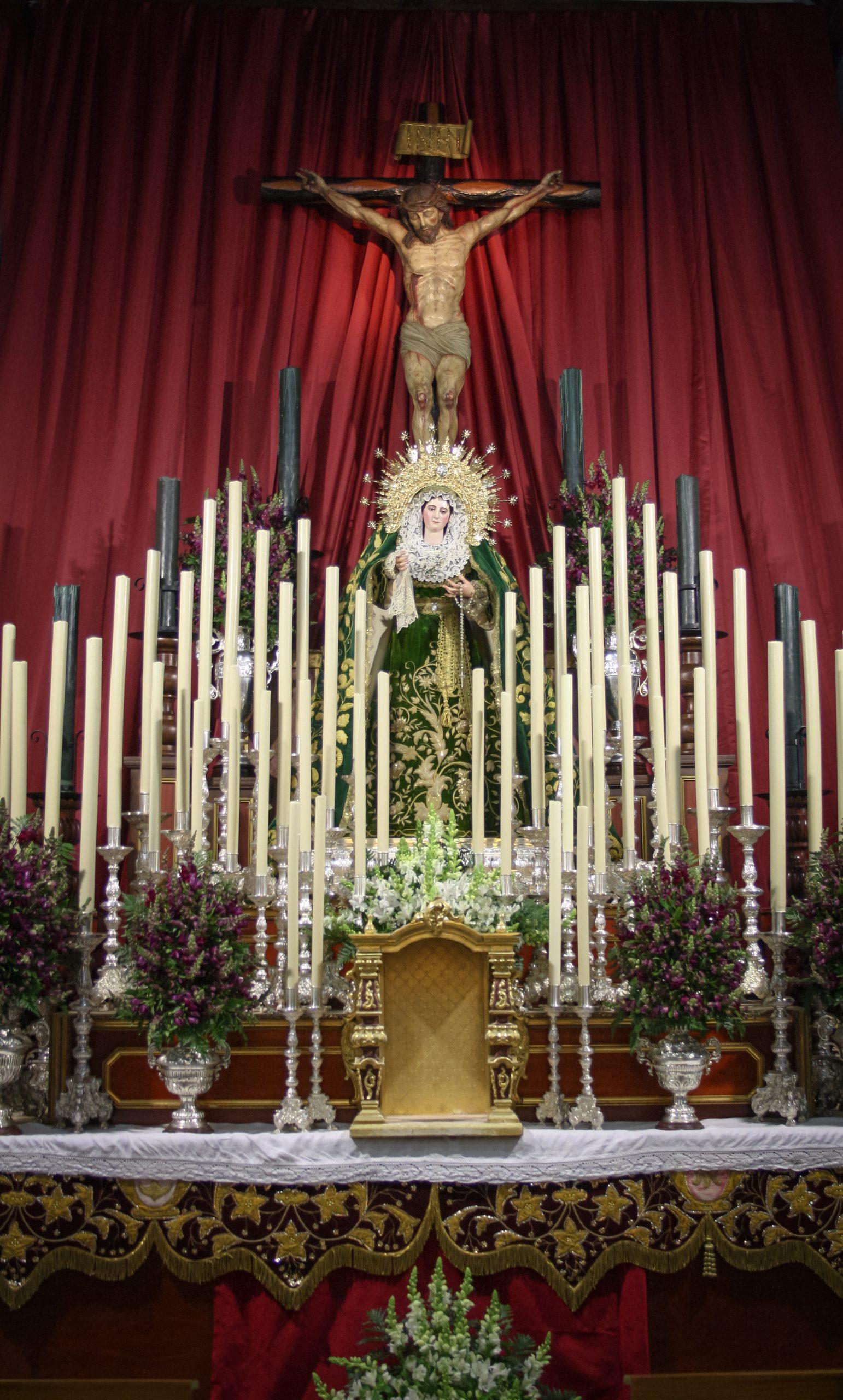 Titulares de la Primitiva, Pontificia y Real Archicofradía de Vera+Cruz y Esperanza